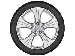 Диски Mercedes GLC class X253 R18