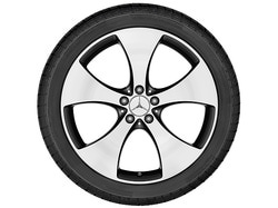 Диски Mercedes GLC class X253 R20