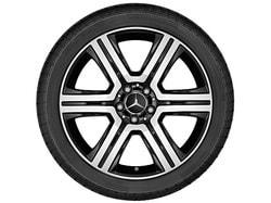 Диски Mercedes GLC class X253 R19