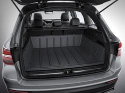 Поддон Mercedes для багажного отделения высокий борт