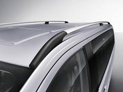 Рейлинги на крышу для дооснащения Mercedes V 447