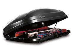 Крепление для перевозки лыж багажного контейнера L Mercedes