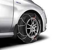 Брызговики передние Mercedes CLA class X117