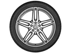 Диски AMG для Мерседес E class W213 R19