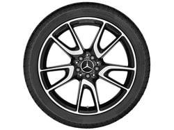 Диски AMG для Мерседес E class W213 R20