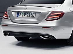Спойлер на крышку багажника для Mercedes E class W213