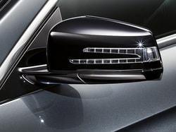 Корпус наружного зеркала для Mercedes CLA class X117