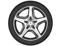 Диски AMG для Mercedes GLS class X166 R21