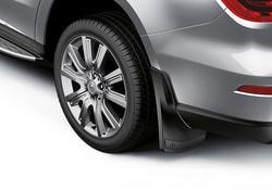 Брызговики передние для Mercedes GLS class X166