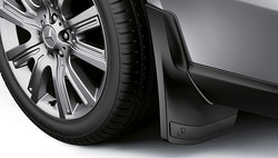 Брызговики задние для Mercedes GLS class X166