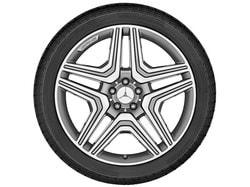 Диски AMG для Mercedes GLE class W166 R21