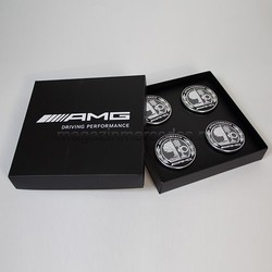 Заглушки колесного диска AMG