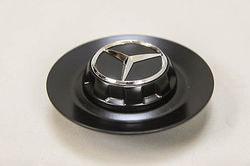 Заглушка колесного диска большая Mercedes