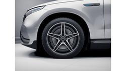 Диски AMG для Mercedes EQC class N293 R19
