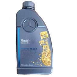 Синтетическое моторное масло Mercedes MB 229.3