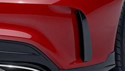 Дополнительные плавнички AMG, Полный комплект Mercedes CLA 117