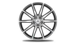 Диски AMG для Mercedes S class C217 R19
