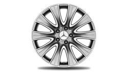 Диски Mercedes S class C217 R18