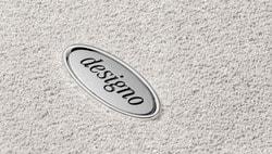 Коврики салона велюровые designo для Mercedes S class C217