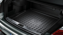 Поддон в багажник для Mercedes S class C217