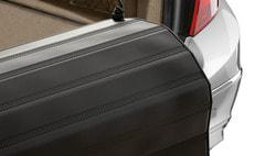 Складная защита порога багажника Mercedes