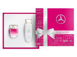 Mercedes-Benz For Women Rose, Набор из 2 шт.
