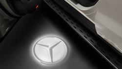 Светодиодный проектор для Mercedes S class C217