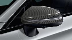 Корпус наружного зеркала для Mercedes S class C217