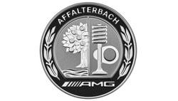 Заглушка колесного диска AMG