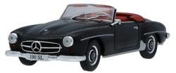 Модели автомобилей Mercedes 190 SL W 121 (1955-1963)