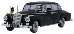 Модели автомобилей Mercedes 300 D W 189 (1957-1962)