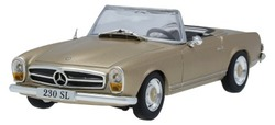Модели автомобилей Mercedes 230 SL Pagoda W 113 (1963-1967)