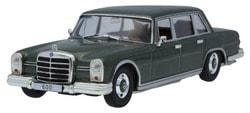 Модели автомобилей Mercedes 600 W100 (1963-1981)