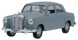 Модели автомобилей Mercedes 180 D Ponton W 120 (1954-1959)