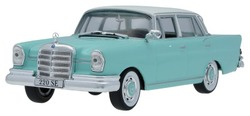 Модели автомобилей Mercedes 220 SE Fintail W 111 (1959-1965)