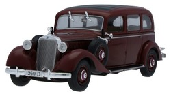 Модели автомобилей Mercedes 260 D W 138 (1936-1940)