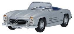 Модели автомобилей Mercedes 300 SL Roadster, W198 (1957-1963)