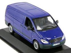 Модели автомобилей Mercedes Vito, Scale