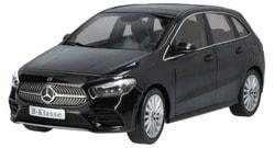Модели автомобилей Mercedes B-Class, Cosmos Black