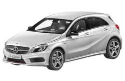 Модели автомобилей Mercedes A-Class Sport, Polar silver