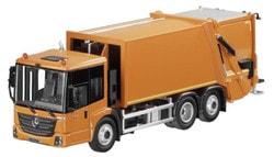 Модели автомобилей Mercedes Econic, Euro 6, Waste Management, Orange