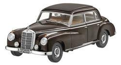 Модели автомобилей Mercedes 300 W 186 (1951-1954), Tobacco Brown