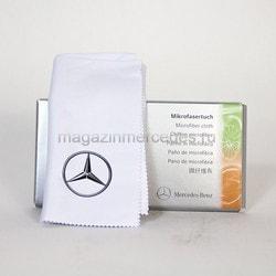 Салфетка для очистки стекол Mercedes Microfiber Cloth