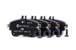 Колодки тормозные передние для Mercedes CLA class C117