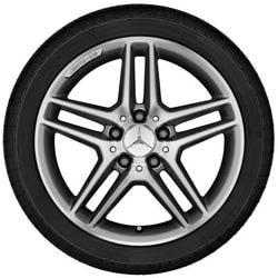 AMG Колесный диск Мерседес C class W204 R18