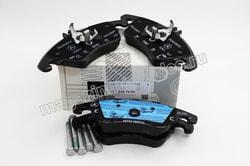Колодки тормозные передние для Mercedes SLK class R172