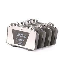Колодки тормозные передние для Mercedes E class W211