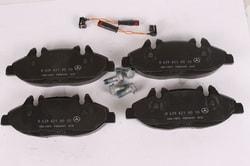 Колодки тормозные передние для Mercedes Viano W639
