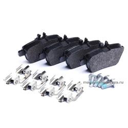 Колодки тормозные задние для Mercedes CLA class X117 Shooting Brake