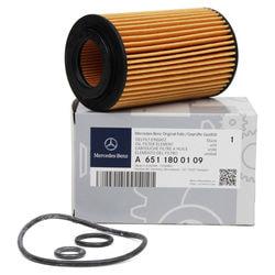Фильтр масляный для Mercedes Viano W639